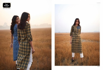 Four-Buttons-Sunrise-Pure-Cotton-Handloom-Casual-Wear-Fancy-Kurti-Trader-10
