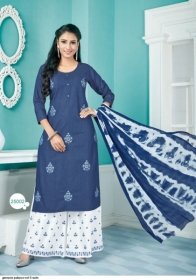 GEESONS PALAZZO VOL-5 PURE DENIM EMBROIDERY SUITS WITH DUPATTA (6) JPG