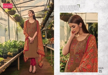 Gulal Harri Suits Manufacturer 10 Pcs Catalog (10)