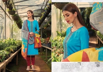Gulal Harri Suits Manufacturer 10 Pcs Catalog (5)