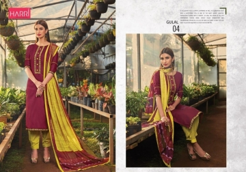 Gulal Harri Suits Manufacturer 10 Pcs Catalog (7)