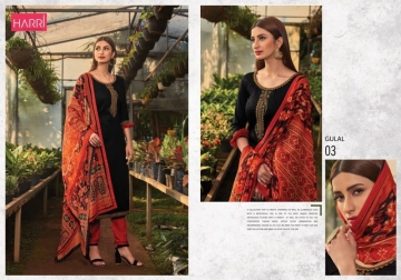 Gulal Harri Suits Manufacturer 10 Pcs Catalog (8)