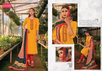 Gulal Harri Suits Manufacturer 10 Pcs Catalog (9)