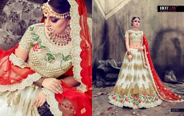 HOTLADY SUHAANI VELVET SILK BRIDAL LEHENGA WEDDING LEHENGA COLLECTION WHOLESALE PRICE (1)JPG