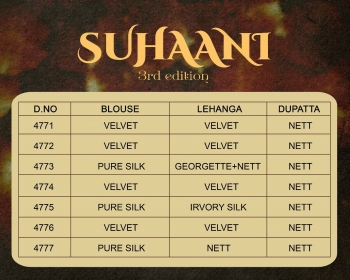 HOTLADY SUHAANI VELVET SILK BRIDAL LEHENGA WEDDING LEHENGA COLLECTION WHOLESALE PRICE (2)JPG