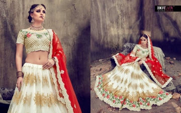 HOTLADY SUHAANI VELVET SILK BRIDAL LEHENGA WEDDING LEHENGA COLLECTION WHOLESALE PRICE (3)JPG