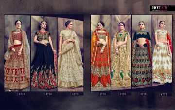 HOTLADY SUHAANI VELVET SILK BRIDAL LEHENGA WEDDING LEHENGA COLLECTION WHOLESALE PRICE (5)JPG