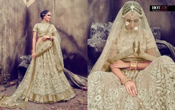 HOTLADY SUHAANI VELVET SILK BRIDAL LEHENGA WEDDING LEHENGA COLLECTION WHOLESALE PRICE (9)JPG