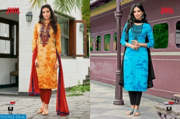 JHIL LOOKWELL MATERIAL SUITS WHOLESALE PRICE (2) JPG