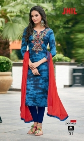 JHIL LOOKWELL MATERIAL SUITS WHOLESALE PRICE (4) JPG