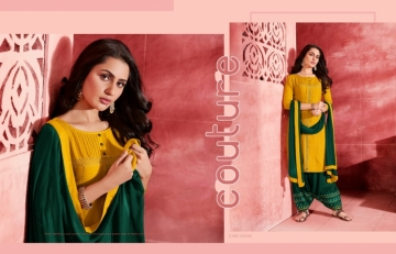 KAJREE ESTEEM BY PATIYALA RAYON DESIGNER EMBROIDERY SALWAR SUITS (12) JPG
