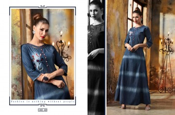 KAJREE FASHION BLUE LEE EMBROIDERED GOWN WHOLESALE PRICE (13) JPG