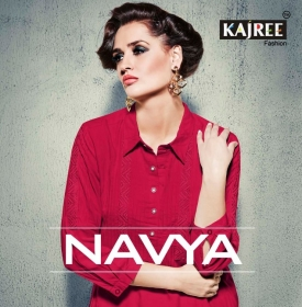 KAJREE FASHION NAVYA RAYON KURTIS WHOLESALE SUPPLIER SURAT (5) JPG
