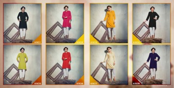 KAJREE FASHION NAVYA RAYON KURTIS WHOLESALE SUPPLIER SURAT (7) JPG