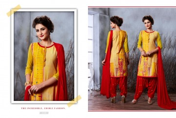KAJREE FASHION ROYAL PATIALA VOL 3 SALWAR KAMEEZ WHOLESALE PRICE (12)JPG