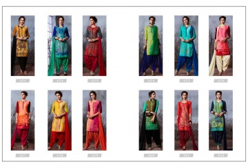 KAJREE FASHION ROYAL PATIALA VOL 3 SALWAR KAMEEZ WHOLESALE PRICE (14)JPG