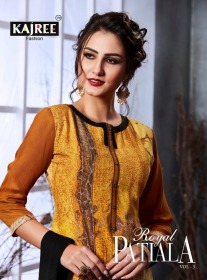 KAJREE FASHION ROYAL PATIALA VOL 3 SALWAR KAMEEZ WHOLESALE PRICE (16)JPG