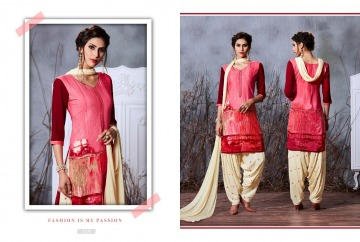 KAJREE FASHION ROYAL PATIALA VOL 3 SALWAR KAMEEZ WHOLESALE PRICE (4)JPG