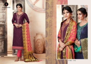 KALARANG ALANKAR VOL-7 JAM SILK COTTON WITH WORK SALWAR SUITS WHOLESALE PRICE(5)JPG