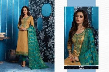 KESSI FABRICS ASOPALAV VOL-05 JAM SILK COTTON SALWAR SUITS WHOLESALE PRICE(10)JPG