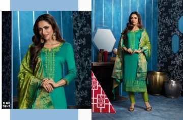 KESSI FABRICS ASOPALAV VOL-05 JAM SILK COTTON SALWAR SUITS WHOLESALE PRICE(11)JPG
