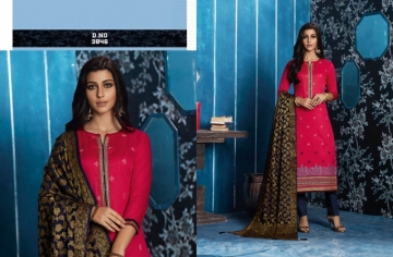 KESSI FABRICS ASOPALAV VOL-05 JAM SILK COTTON SALWAR SUITS WHOLESALE PRICE(7)JPG