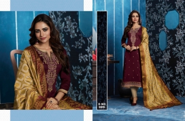 KESSI FABRICS ASOPALAV VOL-05 JAM SILK COTTON SALWAR SUITS WHOLESALE PRICE(14)JPG
