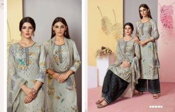 KESSI FABRICS RANGRITI COTTON PRINT WITH EMBROIDERY WORK SUITS (12) JPG