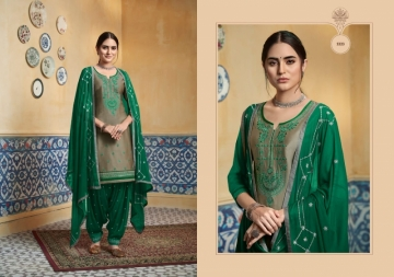 KESSI PATIYALA HOUSE VOL-74 PURE SATIN WITH EMBROIDERY WORK SUITS (10) JPG