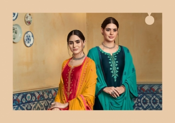 KESSI PATIYALA HOUSE VOL-74 PURE SATIN WITH EMBROIDERY WORK SUITS (12) JPG