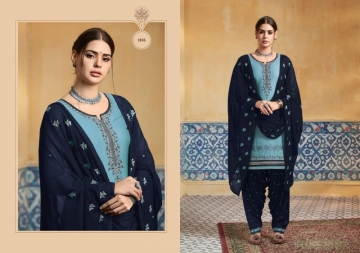 KESSI PATIYALA HOUSE VOL-74 PURE SATIN WITH EMBROIDERY WORK SUITS (3) JPG
