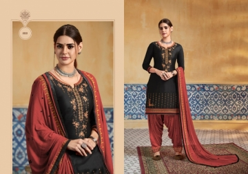 KESSI PATIYALA HOUSE VOL-74 PURE SATIN WITH EMBROIDERY WORK SUITS (8) JPG