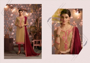 KESSI RAMAIYA ASIANA JAM SILK EMBROIDERY SUITS WITH DUPATTA (4) JPG