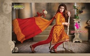 KHWAISH HOLLYWOOD COTTON MATERIAL SALWAR SUITS WHOLESALE PRICE (8)JPG