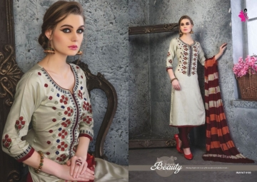 KHWAISH INAYAT GIAZE COTTON DESIGNER SALWAR SUITS   WHOLESALE PRICE (4)JPG
