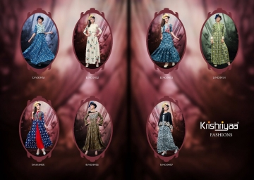 KRISHRIYAA ICONIC PURE VISCOSE KURTIS WHOLESALE SUPPLIER (8) JPG
