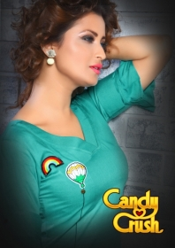 LADIES FLAVOUR CANDY CRUSH VOL-2 RAYON FANCY STYLISH TOP WHOLESALE PRICE(19)JPG
