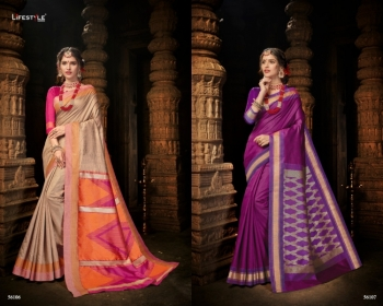 LIFESTYLE CELEBRATION MATKA SILK PARTY WEAR SAREES WHOLESALE SUPPLIER SURAT(5)JPG