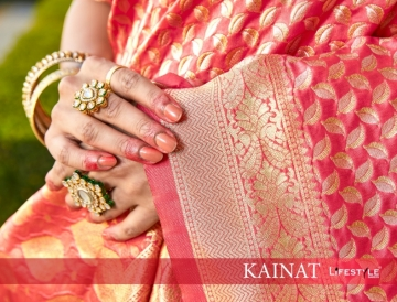 LIFESTYLE KAINAT HEAVY SILK TRADITIONAL FANCY SAREE WHOLESALE PRICE(2)JPG