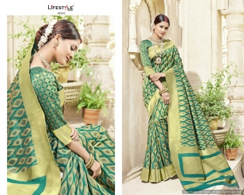 LIFESTYLE MASTANI COTTON SAREES WHOLESALE SUPPLIER (3) JPG