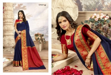 Lifestyle-Present-Khadi-Silk-Vol-19-Weaving-Silk-Super-Hit-Saree-Collection-10