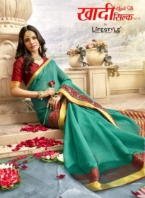 Lifestyle-Present-Khadi-Silk-Vol-19-Weaving-Silk-Super-Hit-Saree-Collection-2-1