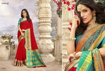 Lifestyle-Present-Khadi-Silk-Vol-19-Weaving-Silk-Super-Hit-Saree-Collection-3