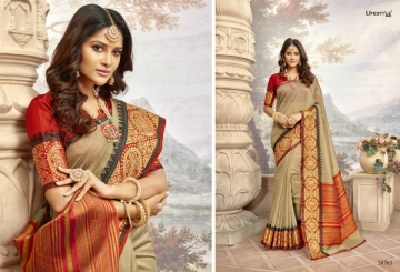 Lifestyle-Present-Khadi-Silk-Vol-19-Weaving-Silk-Super-Hit-Saree-Collection-7