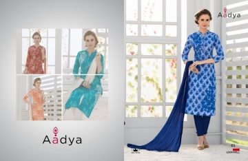 LOOKWELL AADYA COTTON PRINTED EMBROIDERY WORK SUITS (3) JPG