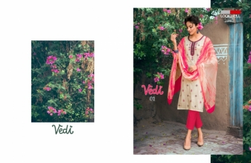 LOOKWELL PRESENTS VEDI FANCY WEAR EMBROIDERED SUITS WHOLESALE PRICE (01) JPG