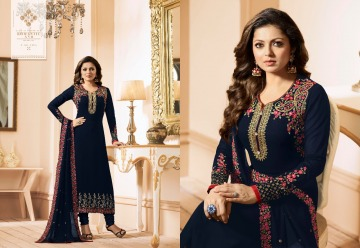 LT FABRICS NITYA VOL-112 GEORGETTE EMBROIDERY SALWAR KAMEEZ WHOLESALE PRICE (2) JPG