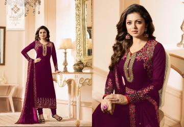 LT FABRICS NITYA VOL-112 GEORGETTE EMBROIDERY SALWAR KAMEEZ WHOLESALE PRICE (4) JPG