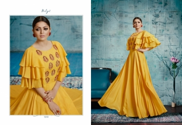 LT FABRICS NITYA VOL 32 RAYON FANCY DESIGNER GOWNS WHOLESALE SUPPLIER SURAT (13) JPG