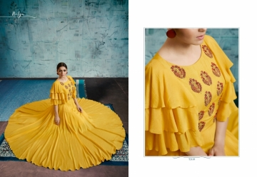 LT FABRICS NITYA VOL 32 RAYON FANCY DESIGNER GOWNS WHOLESALE SUPPLIER SURAT (14) JPG